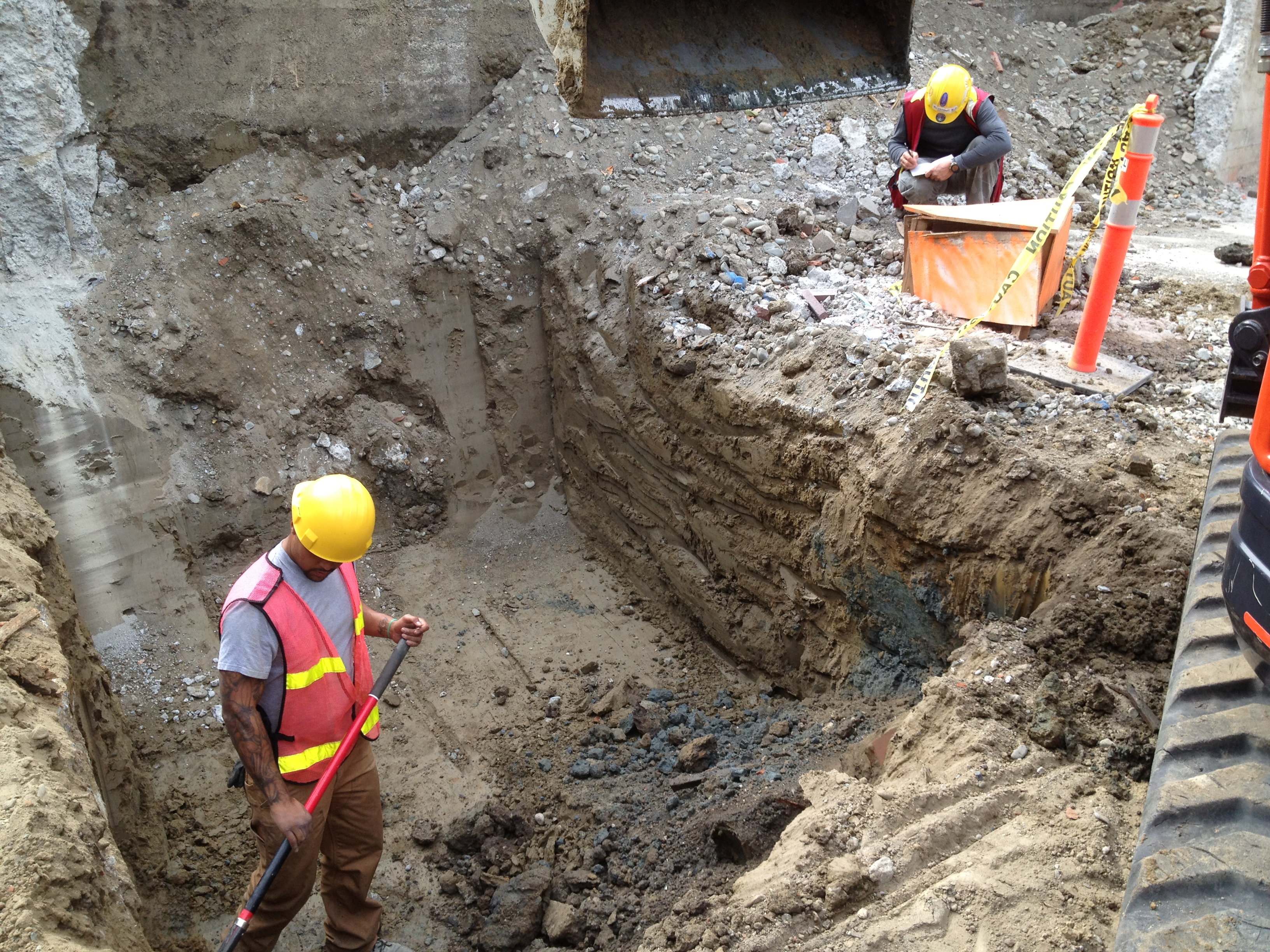 Contaminated soil testing and remediation victoria duncan for Soil contamination