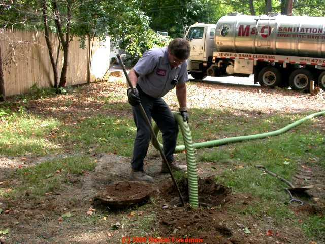 Septic System Maintenance Victoria Duncan Bc Pacific