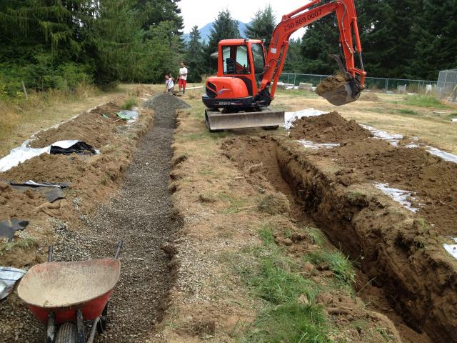 Septic Systems Victoria, Duncan BC | Pacific Group Developments