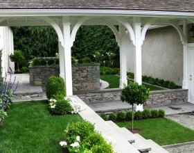 Classic Landscape Architecture in Victoria and Duncan BC