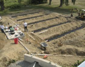 Commercial septic system Victoria BC