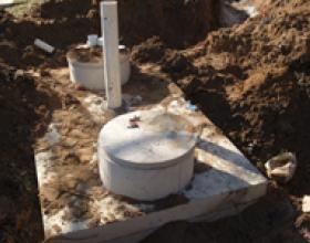 Septic tank risers and backfilling in Victoria BC