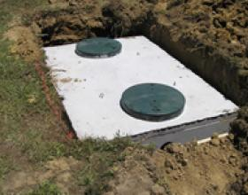 Septic tank replacement in Victoria BC