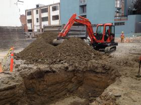 Basement excavation services in Victoria BC